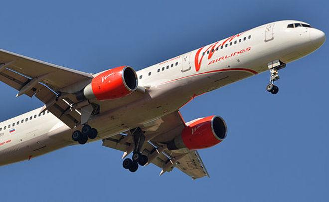 Росавиация может запретить «Вим-Авиа» выполнять чартерные транспортировки
