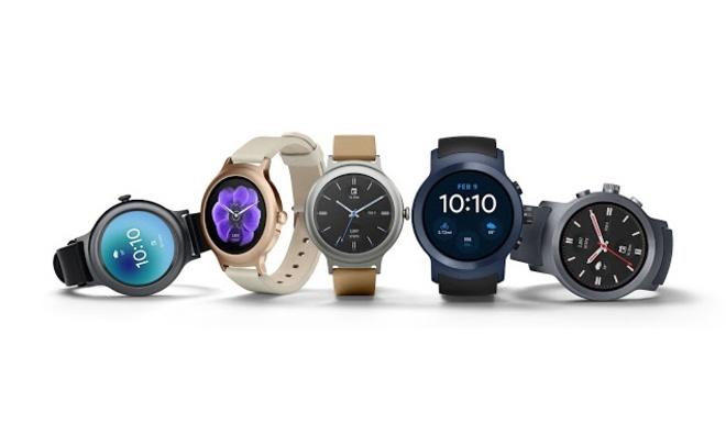 LGпредставила умные часы Watch Style иWatch Sport