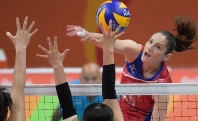 Женская сборная РФ обыграла Японию