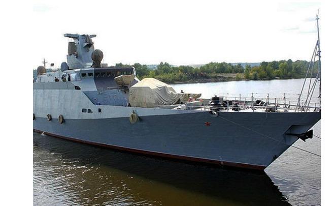 Ракетные корабли РФ зашли впорт Мальты