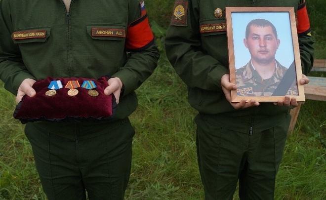 ВКазани установят бюст впамять опогибшем вСирии татарстанце