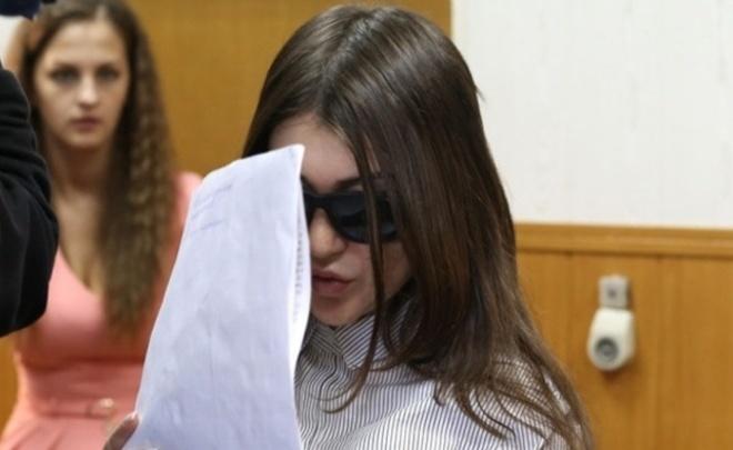 Mercedes Мары Багдасарян задержали наюго-западе столицы